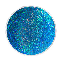 Глиттер Holographic Blue, 10г