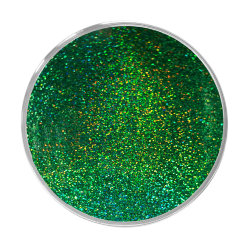 Пигмент Глиттер Holographic Green, 25мл