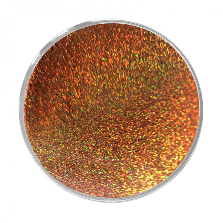 Глиттер Holographic Bronze, 10г