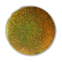 Глиттер Holographic Gold, 10г