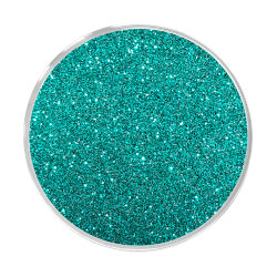 Glitter Turquoise Green
